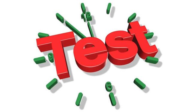 Obavijest kandidatima o provođenju testiranja