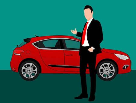 korištenje službenog automobila
