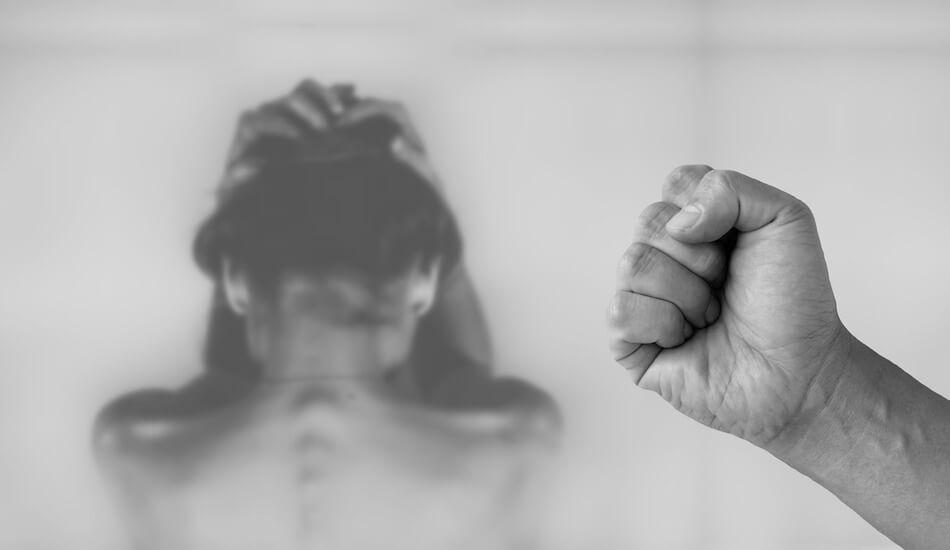 prikaz nasilja nad ženom